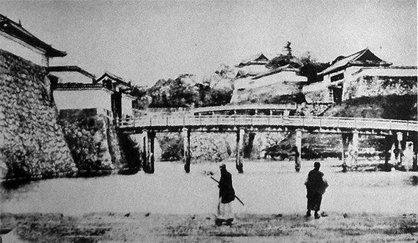 二重橋爆弾事件 (1922年)