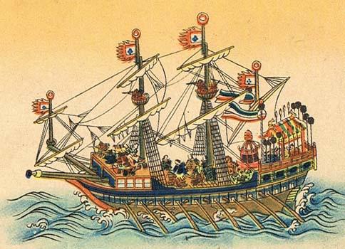 船絵馬の世界船絵馬の世界