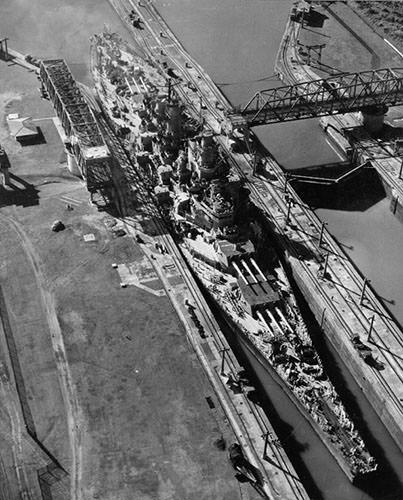 ミズーリ (戦艦)の画像 p1_29