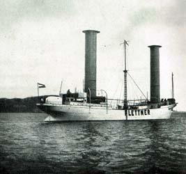 ローター船(風行船)の世界