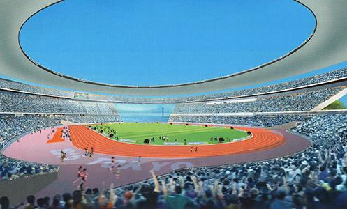 国立競技場の誕生