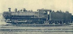 1D1テンダー機関車