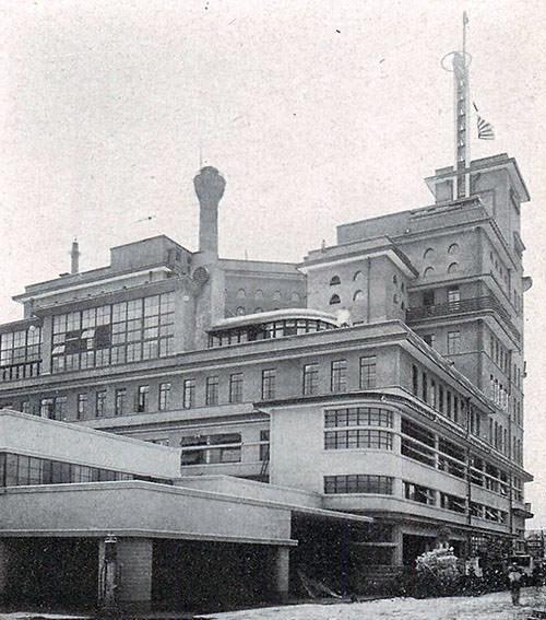 東京朝日新聞社