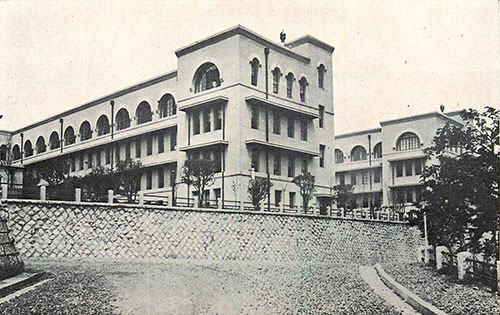 東京第1衛戍病院、国立国際医療研究センター病院