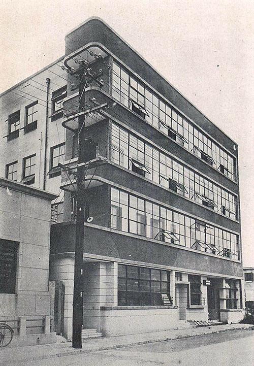 横浜外人アパートメント(山下町)