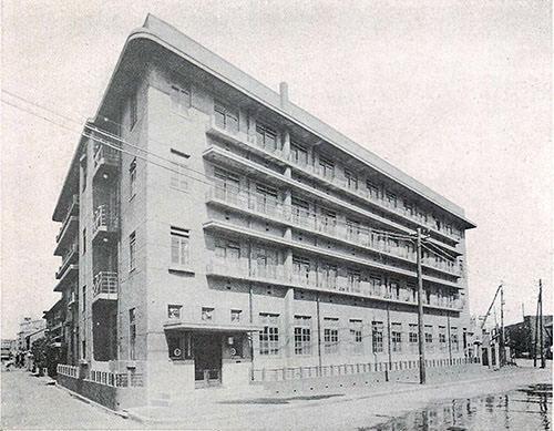 東京・竜泉寺町簡易宿泊所