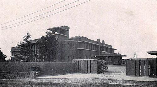 内閣総理大臣官舎(首相官邸)