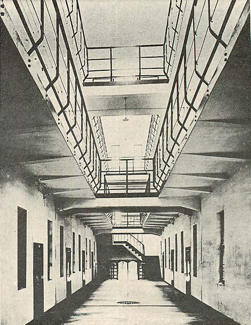 小菅刑務所