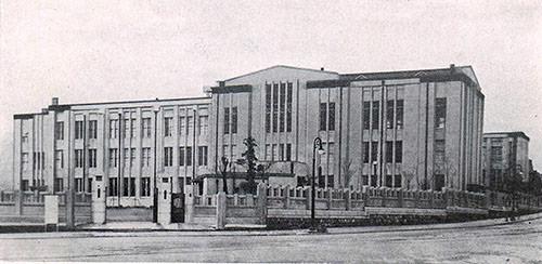 東京府立工芸学校,東京都立工芸高等学校
