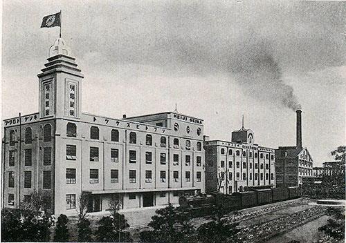 明治製菓川崎工場