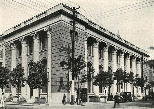 東京府農工銀行