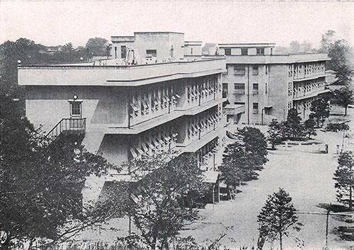 東京市立大塚病院、東京都立大塚病院