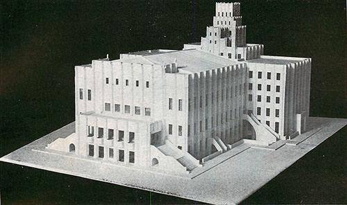日比谷公会堂市政会館