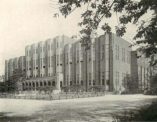 東京帝国大学図書館(東大図書館)