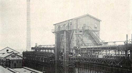東京ガス工場