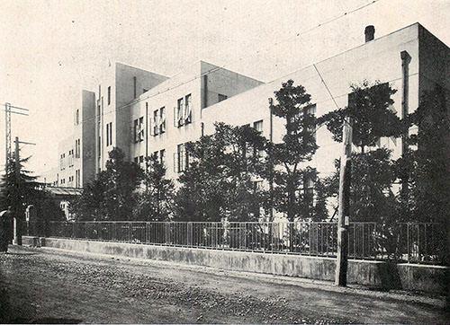 横浜市立十全病院