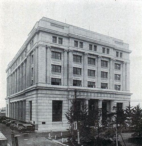 横浜正金銀行東京支店