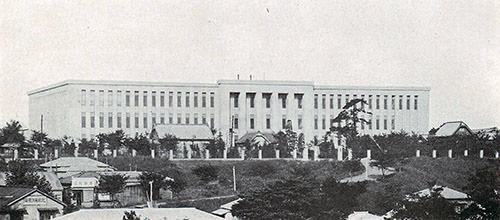 横浜高等商業学校、横浜国立大学